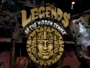 Throwback Tuesday-Legends of The Hidden Temple