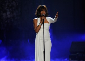 Whitney Houston AMAs 2009