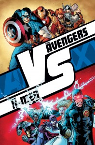 Avengers Vs. X-Men: AVX-Versus