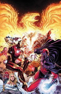 Jacob Reviews….Avengers vs. X-Men Round Two