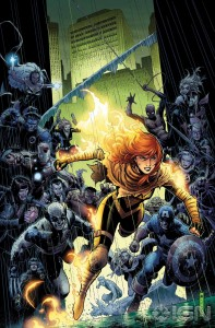 Avengers Vs. X-Men War Report #1