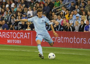 Jacob Interviews….LLS Man of the Year Candidate Matt Besler