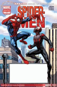 Jacob Reviews….Spider-Men #1