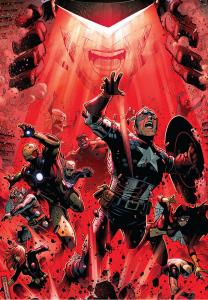 Avengers vs. X-Men: War Report #2