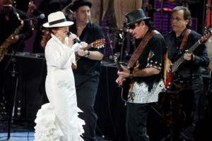 The 10 Best Carlos Santana Collaborations