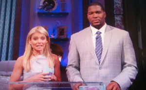 Jacob's Eye On….Kelly Ripa's new co-host predictions