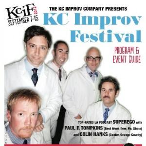 Jacob's Eye On….The KC Improv Festival 2012