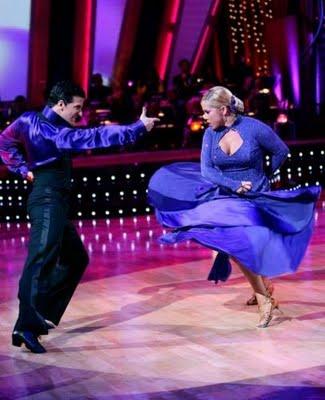 Sabrina Bryan and mark ballas paso doble