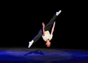 Drew Minard&#039;s Billy Elliot showcased his incredible dancing skills in the Elton John-Lee Hall musical.