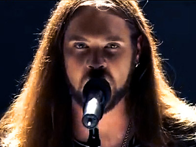 """Bo's risky gamble paid off and his cover of Badlands' """"In A Dream"""" still remains a fan-favorite performance and shows that he is """"Idol's"""" Godfather of Rock. (Photo property of 19 Entertainment, FremantleMedia North America & FOX)"""