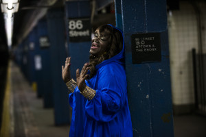 "Alice Tan Ridley began her career singing in the New York City subways until she auditioned for a little show called ""America's Got Talent."" (Photo courtesy of Dvir  Assouline)"