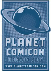 Planet Comicon 2013 was an amazing two-day convention that made a lot of pop culture lovers happy.  (Logo property of Planet Comicon)