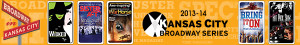 The Kansas City Broadway Series kicks off 2013-14 season