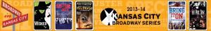 The Kansas City Broadway Series kicks off 2013-14 season