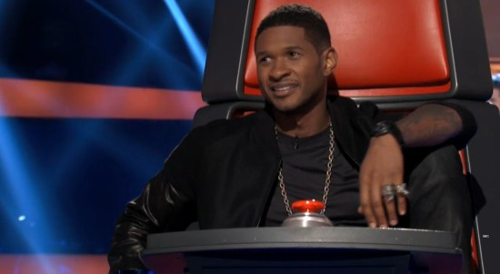 """If you want audiences to """"Scream"""" with delight, NBC should ask Usher to switch shows. (Photo courtesy of NBC, One Three Media & Warner Horizon Television)"""
