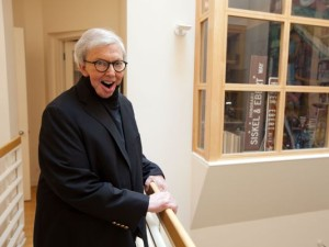 For six decades, Roger Ebert gave his honest opinions on the latest films.  (Photo property of ABC News)