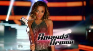 Amanda Brown The Voice