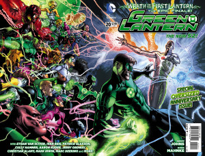 Green Lantern 20 DC Comics