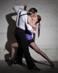 Ryan and Ashleigh Di Lello are one of the hottest couples in ballroom dancing.  (Photo courtesy of Ashleigh & Ryan Di Lello)