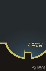 "Scott Snyder and Greg Capullo kicked off ""Batman: Zero Year"" with a terrific first chapter (Cover property of DC Comics)"