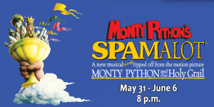 A Night at the Theater….Monty Python's Spamalot