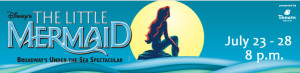 A Night at the Theater: The Little Mermaid