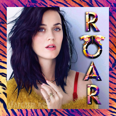New Music Releases  Week of August 13  2013Katy Perry Roar Album Artwork