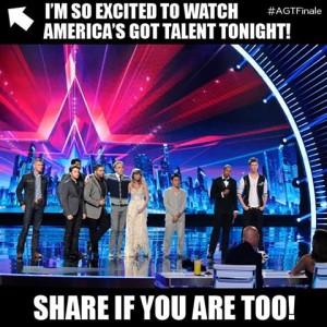America's Got Talent 2013 Final Six