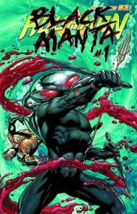 Black Manta Forever Evil