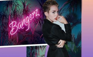 Miley Cyrus successfully moved her way from child star status to pop star. (Album cover property of RCA Records)