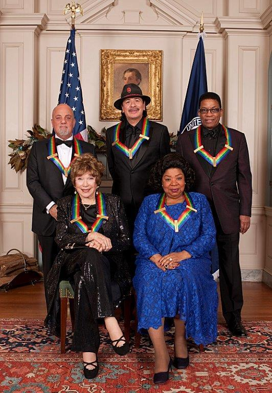 Lucille Ball kennedy center honors
