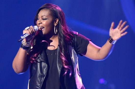 Candice Glover returns to American Idol