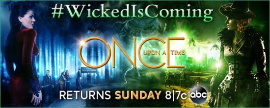 """""""Once Upon A Time"""" returned with new mysteries and a dangerous adversary: the Wicked Witch of the West. (Photo property of ABC)"""