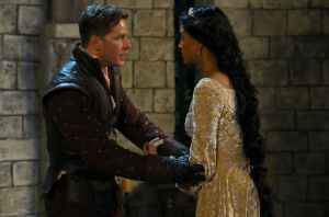"Rapunzel makes her ""OUAT"" debut while Wicked schemes"