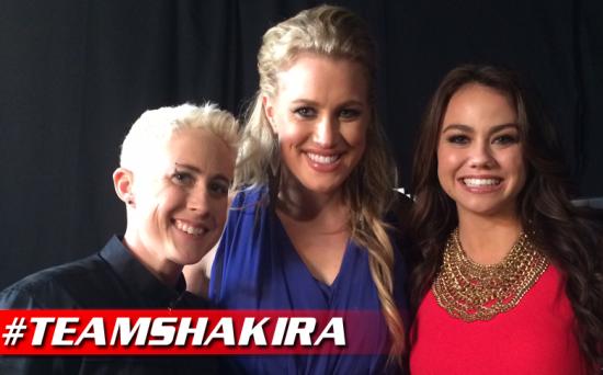 Team Shakira The Voice Season Six