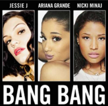 Ariana Grande Jessie J Nicki Minaj Bang Bang