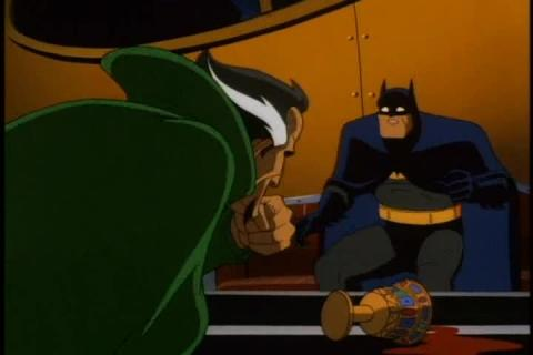 """Ra's Al Ghul made his first animated appearance in the fan-favorite episode: """"The Demon's Quest."""" (Artwork property of Warner Bros. Animation & DC Entertainment)"""