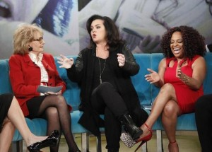 "Jake's Take On…Rosie rejoining ""The View"""