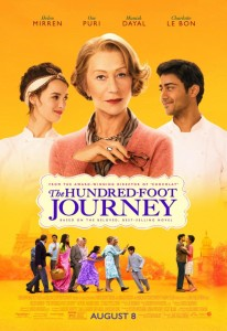 Jake's Movie Review: The Hundred-Foot Journey