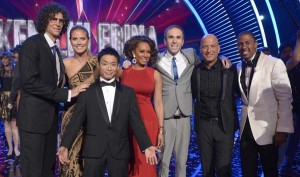 """Kenichi Ebina and Taylor Williamson return to their old """"AGT"""" stomping grounds"""