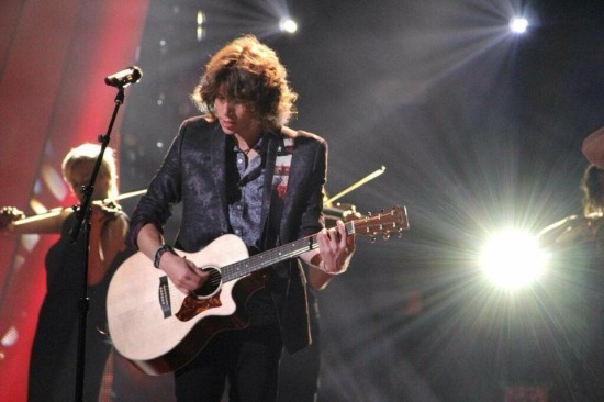 """""""Rising Star's"""" reigning champ and Capitol Records artist Jesse Kinch tackled """"The Five Question Challenge."""" (Photo courtesy of Jesse Kinch)"""
