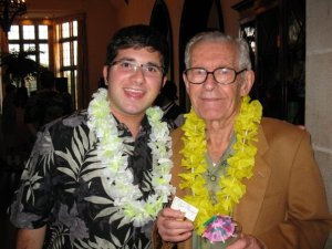 An Eulogy for My Grandfather-Ralph Matzdorff
