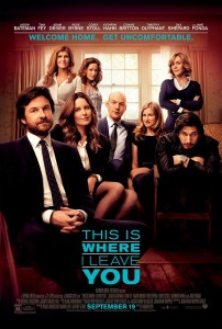 Jake's Movie Review: This Is Where I Leave You