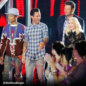 "The battles continue on ""The Voice: Season Seven"""