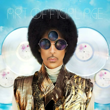 """Prince electrified music lovers with his latest album: """"Art Official Age."""" (Album cover property of Warner Bros. Records & NPG Records)"""