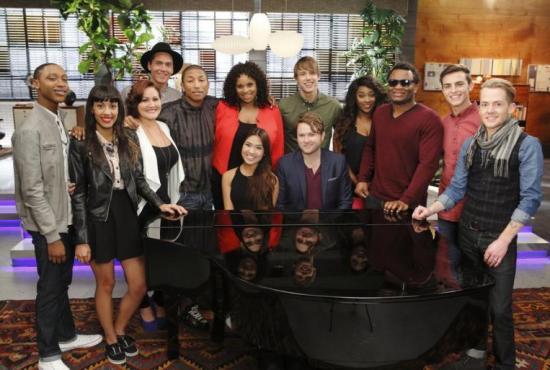 Team Pharrell The Voice Season Seven