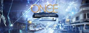 The Spell of Shattered Sight takes over Storybrooke