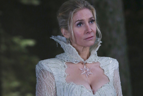 The Snow Queen creates havoc