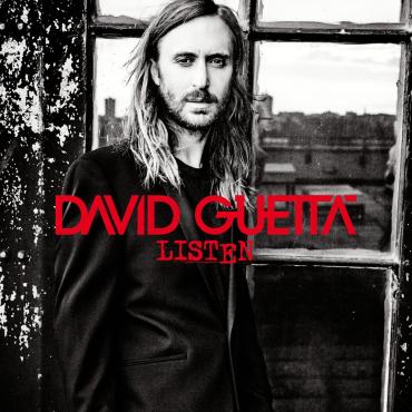 David Guetta Listen album cover