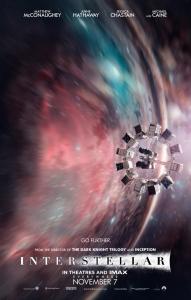 Jake's Movie Review…. Interstellar